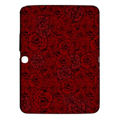 Red Roses Field Samsung Galaxy Tab 3 (10 1 ) P5200 Hardshell Case