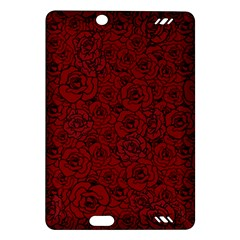 Red Roses Field Amazon Kindle Fire Hd (2013) Hardshell Case
