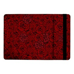 Red Roses Field Samsung Galaxy Tab Pro 10 1  Flip Case