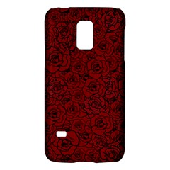 Red Roses Field Galaxy S5 Mini