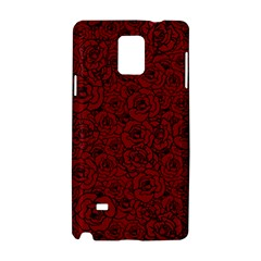 Red Roses Field Samsung Galaxy Note 4 Hardshell Case