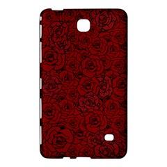 Red Roses Field Samsung Galaxy Tab 4 (8 ) Hardshell Case