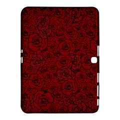 Red Roses Field Samsung Galaxy Tab 4 (10 1 ) Hardshell Case