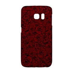 Red Roses Field Galaxy S6 Edge