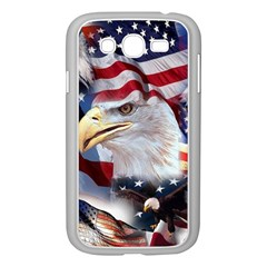 United States Of America Images Independence Day Samsung Galaxy Grand DUOS I9082 Case (White)