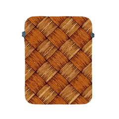 Vector Square Texture Pattern Apple iPad 2/3/4 Protective Soft Cases