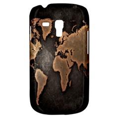 Grunge Map Of Earth Galaxy S3 Mini
