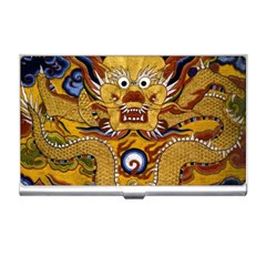 Chinese Dragon Pattern Business Card Holders