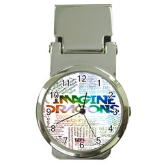 Imagine Dragons Quotes Money Clip Watches