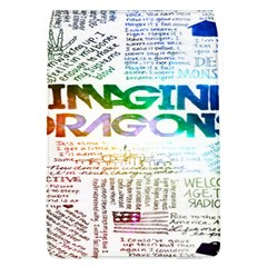 Imagine Dragons Quotes Flap Covers (L)