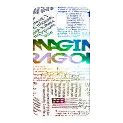 Imagine Dragons Quotes Samsung Galaxy Note 3 N9005 Hardshell Back Case