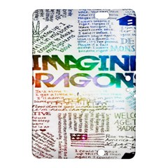 Imagine Dragons Quotes Kindle Fire HDX 8.9  Hardshell Case