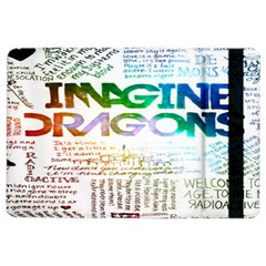 Imagine Dragons Quotes iPad Air 2 Flip