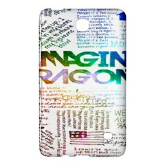 Imagine Dragons Quotes Samsung Galaxy Tab 4 (8 ) Hardshell Case