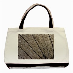 Sea Fan Coral Intricate Patterns Basic Tote Bag