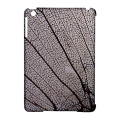Sea Fan Coral Intricate Patterns Apple iPad Mini Hardshell Case (Compatible with Smart Cover)