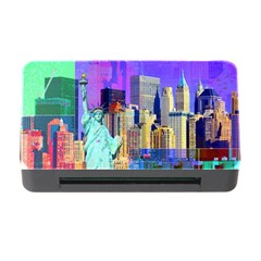 New York City The Statue Of Liberty Memory Card Reader with CF