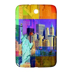 New York City The Statue Of Liberty Samsung Galaxy Note 8.0 N5100 Hardshell Case