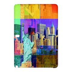 New York City The Statue Of Liberty Samsung Galaxy Tab Pro 10.1 Hardshell Case