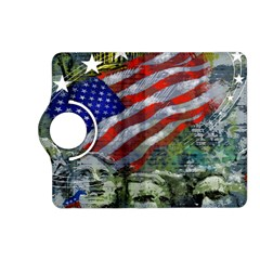 Usa United States Of America Images Independence Day Kindle Fire HD (2013) Flip 360 Case