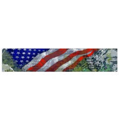 Usa United States Of America Images Independence Day Flano Scarf (Small)
