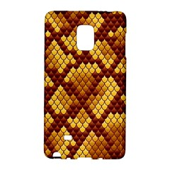Snake Skin Pattern Vector Galaxy Note Edge
