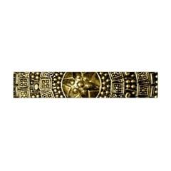 Gold Roman Shield Costume Flano Scarf (Mini)