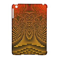 Fractal Pattern Apple iPad Mini Hardshell Case (Compatible with Smart Cover)