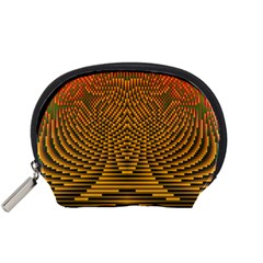 Fractal Pattern Accessory Pouches (Small)