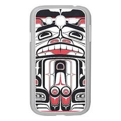 Ethnic Traditional Art Samsung Galaxy Grand DUOS I9082 Case (White)
