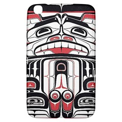 Ethnic Traditional Art Samsung Galaxy Tab 3 (8 ) T3100 Hardshell Case