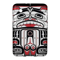 Ethnic Traditional Art Samsung Galaxy Tab 2 (7 ) P3100 Hardshell Case