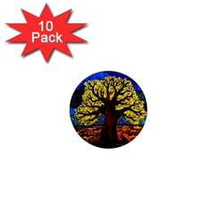 Tree Of Life 1  Mini Magnet (10 pack)