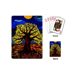 Tree Of Life Playing Cards (Mini)