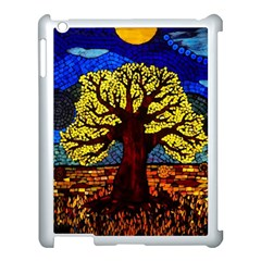 Tree Of Life Apple iPad 3/4 Case (White)