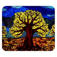 Tree Of Life Double Sided Flano Blanket (Small)