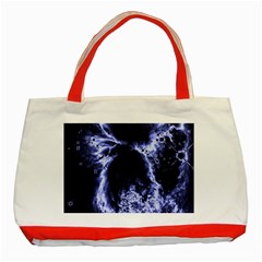 Space Classic Tote Bag (Red)