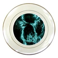 Space Porcelain Plates