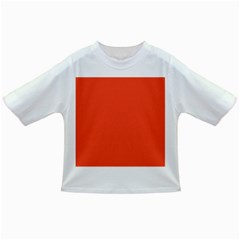 Trendy Basics   Trend Color Flame Infant/toddler T Shirts