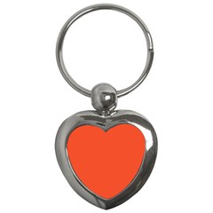 Trendy Basics   Trend Color Flame Key Chains (heart)