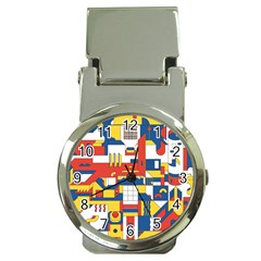 Hide And Seek Money Clip Watches