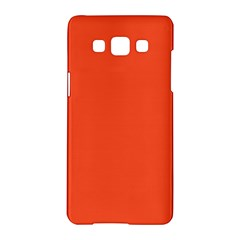Trendy Basics   Trend Color Flame Samsung Galaxy A5 Hardshell Case
