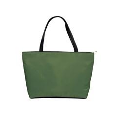Trendy Basics   Trend Color Kale Shoulder Handbags