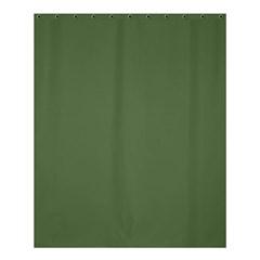 Trendy Basics   Trend Color Kale Shower Curtain 60  X 72  (medium)