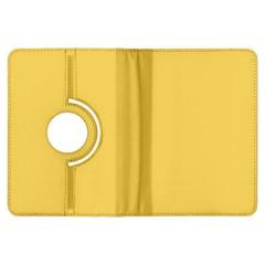 Trendy Basics - Trend Color PRIMEROSE YELLOW Kindle Fire HDX Flip 360 Case