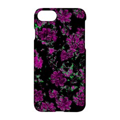 Floral Dreams 12 A Apple Iphone 7 Hardshell Case