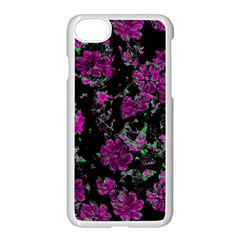 Floral Dreams 12 A Apple Iphone 7 Seamless Case (white)
