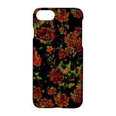 Floral Dreams 12 C Apple Iphone 7 Hardshell Case