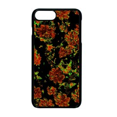 Floral Dreams 12 C Apple Iphone 7 Plus Seamless Case (black)