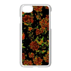 Floral Dreams 12 C Apple Iphone 7 Seamless Case (white)